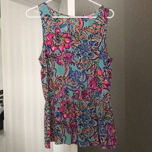 Lilly Pulitzer Dune Top